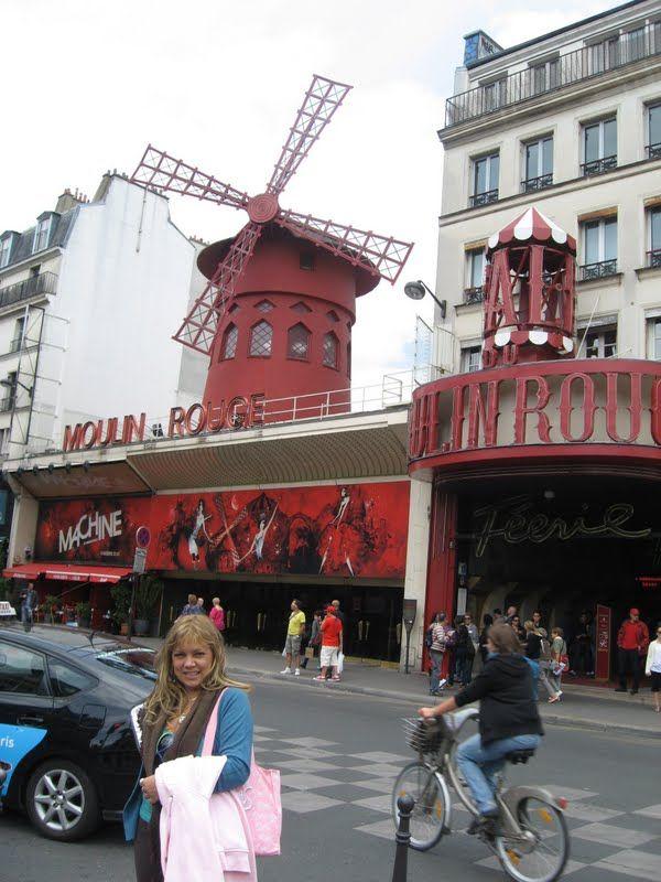 meu Moulin Rouge amado...