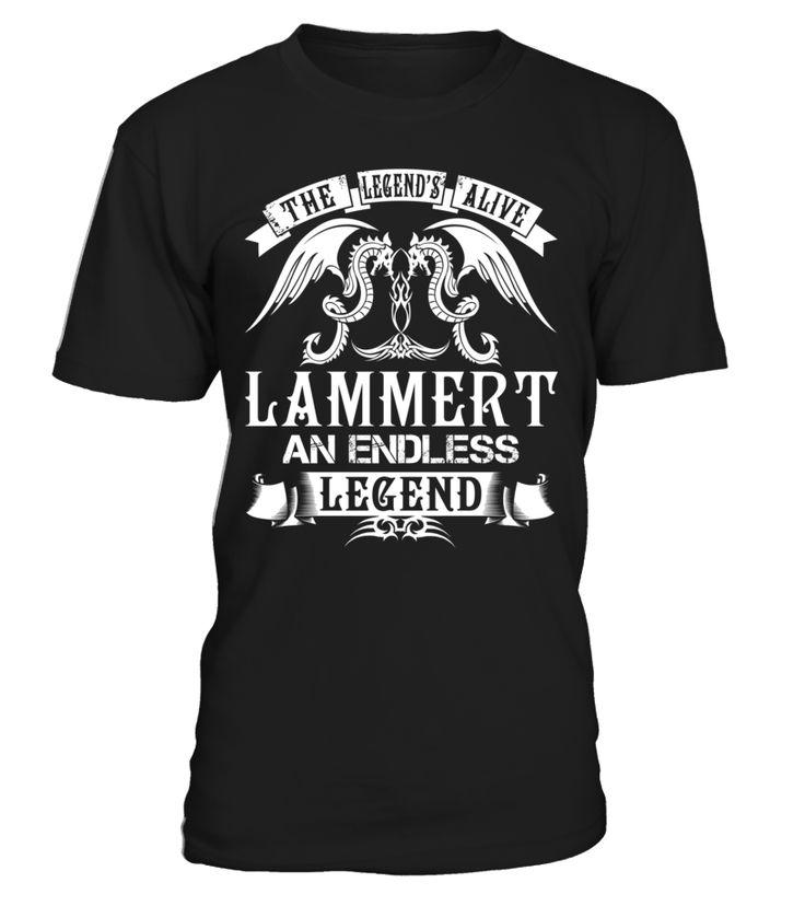 The Legend's Alive - LAMMERT An Endless Legend #Lammert