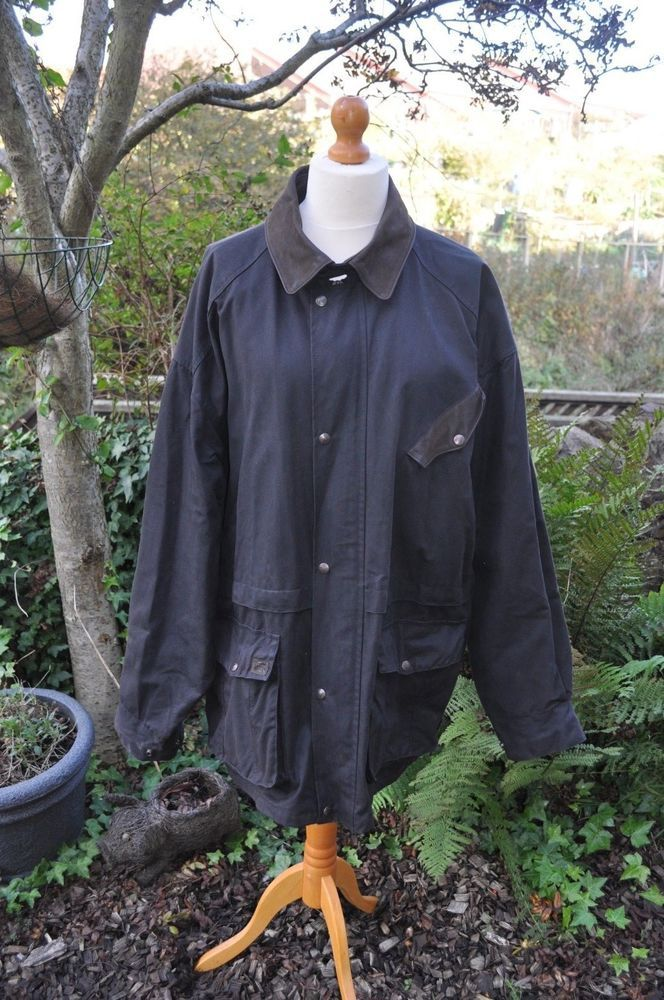 Men S Australian Outback Collection All Cotton Waxed Jacket