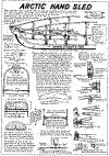 21 Snow Sled Plans: How to Build Make Design Klondike Derby Sleds Boy Scouts, Klondyke Plan Sledge Toboggan Sleigh Building