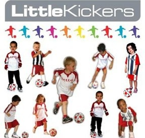 Start Little-kickers-Brisbane-kids for our son - first try class 2nd march 2013
