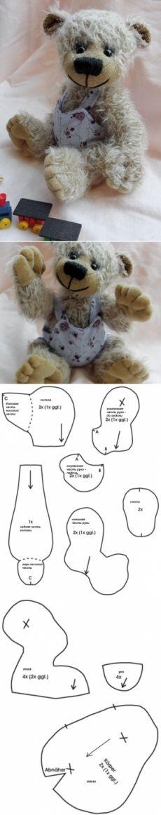 Svetlankina koporsót: egy macit
