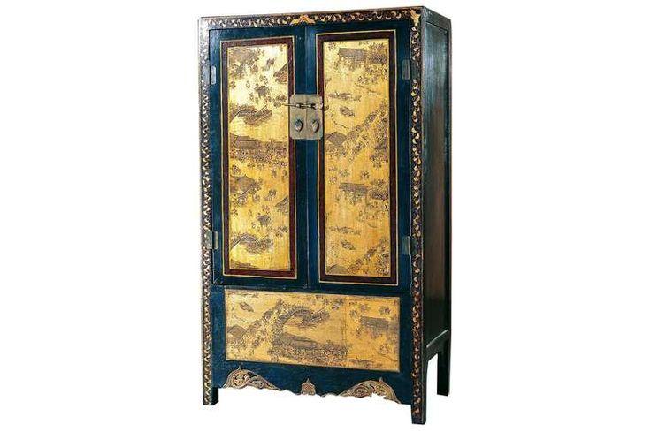 Китайщина. Китайская мебель прямиком из Поднебесной.