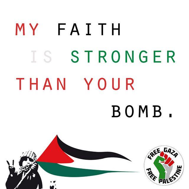 pray for gaza | Flickr - Photo Sharing!