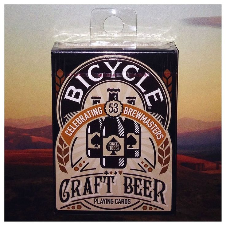 Brand New Pack of Bicycle Craft Beer Playing Cards.  | eBay