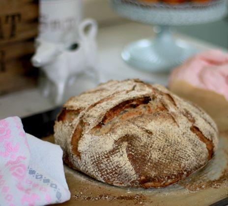Leilas franska lantbröd | Recept från Köket.se