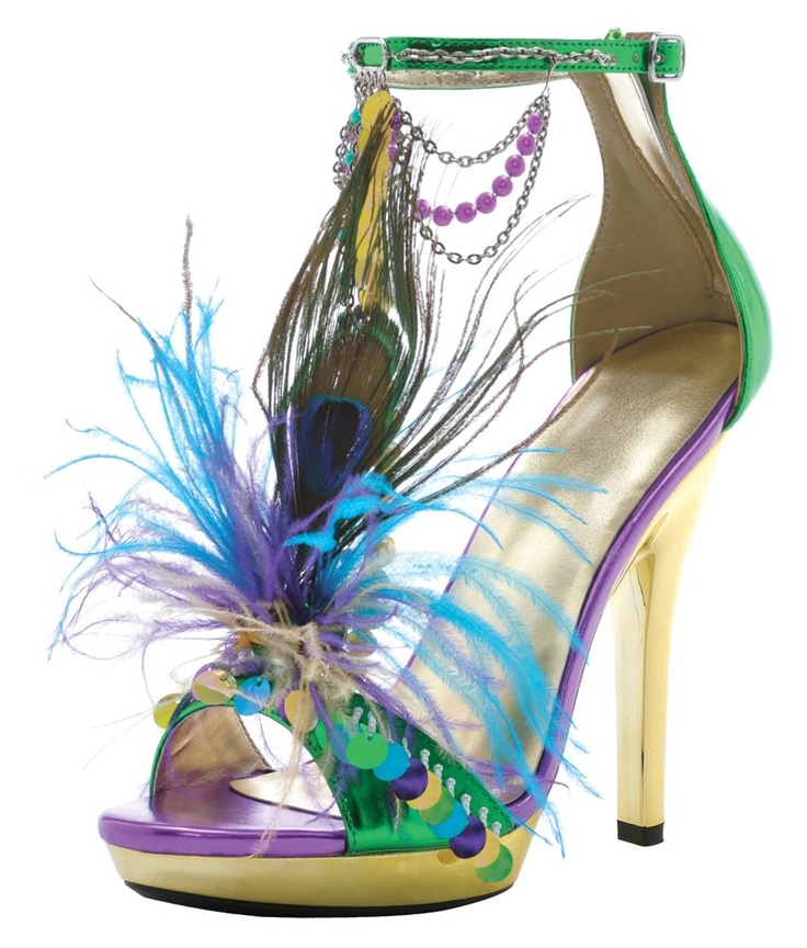 ShoeFashion, Wedding Shoes, Style, Mardigras Shoes, Shoes M Mardigras, Mardi Gras, Ellie Shoes, M Mardigras Feathers, Mardigras Heels