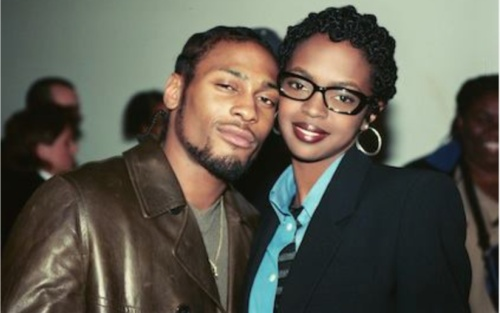 D'Angelo and Lauryn