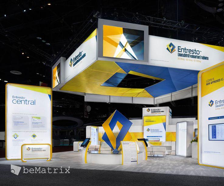 Novartis in the spotlight at AHA 2015 thanks to the beMatrix solutions #beMatrix #stand #USA #lightbox For more info and pictures: http://www.bematrix.com/en/projects/novartis-aha-2015/