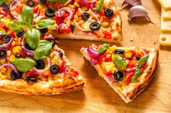 Fast n easy pizza via MyFamily.kiwi