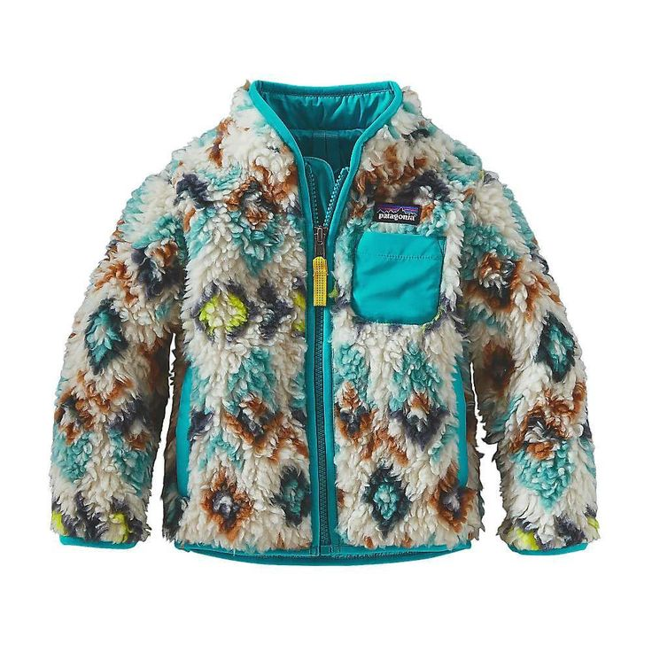 Patagonia Baby Retro-X Jacket - at Moosejaw.com