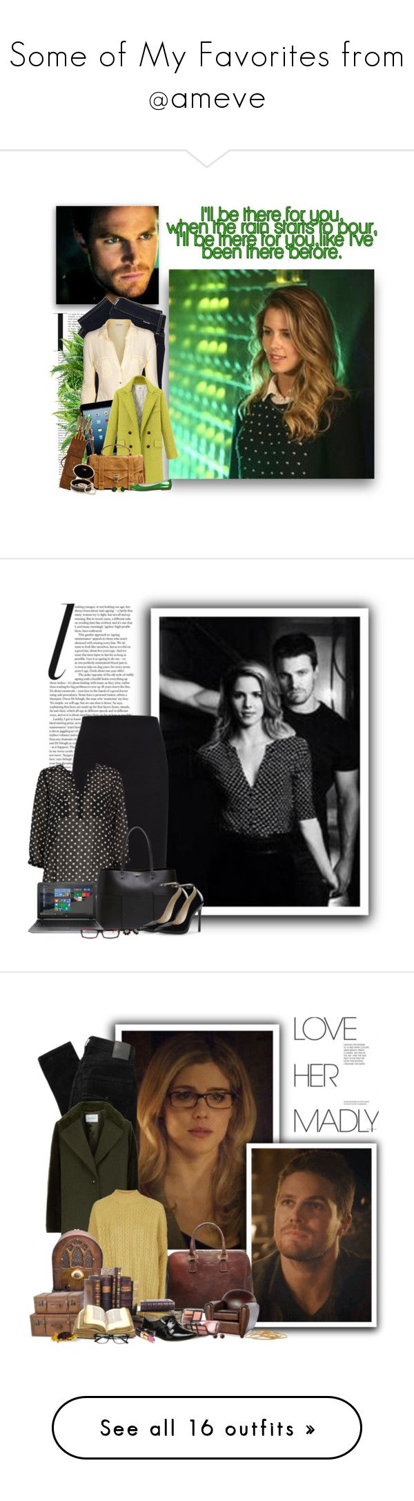 """""""Some of My Favorites from @ameve"""" by capfan2014 ❤ liked on Polyvore featuring Polo Ralph Lauren, James Perse, Proenza Schouler, Shoes of Prey, Nicole Miller, Wallis, Tory Burch, HP, GlassesUSA and Kate Spade"""