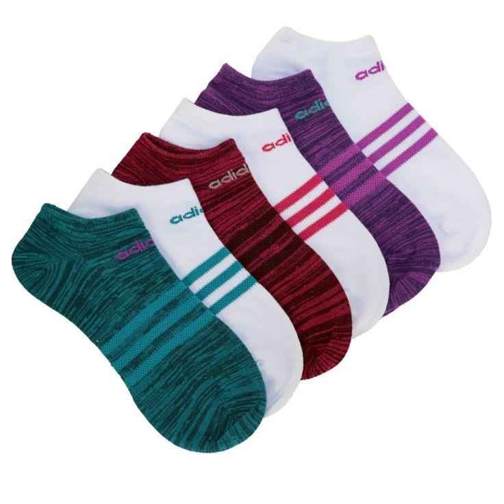 Women's 6 Pack Superlite No Show Socks