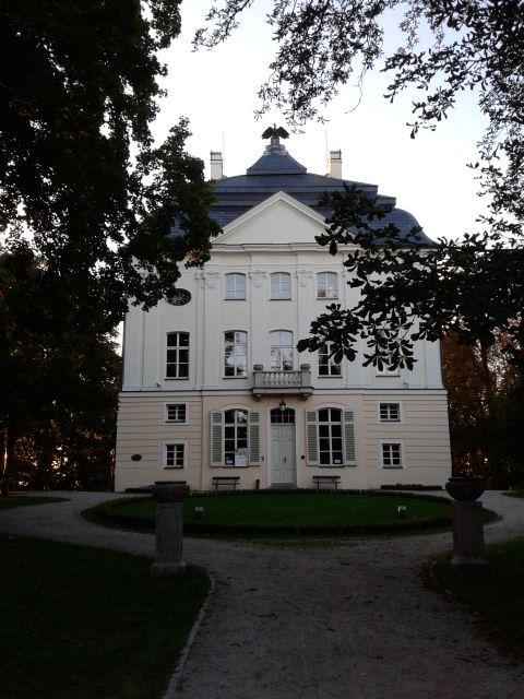 Zespół Pałacowo - Parkowy Ostromecko