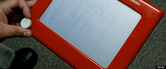 Thank You Andre Cassagnes For All The Fun We Kids had and those that will...Etch A Sketch Inventor Dies