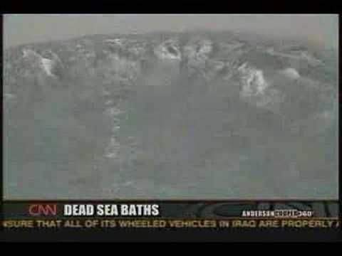 Dead Sea salt therapy for #psoriasis - on CNN's Anderson Cooper 360. Imagine if you could bring the dead sea home with you...have dead sea products shipped to you & now you have them in your bathroom!... #eczema #deadsea