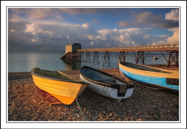 Selsey Beach by mab090, via Flickr