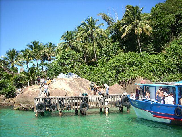 Angra dos Reis es el paraíso natural de Brasil y la ciudad y puerta de entrada al paraíso de islas de la Costa Verde de Brasil...