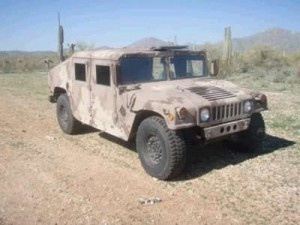 hmmwv for sale here...