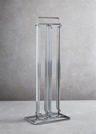 Metal Coffee Pod Rack (37cm x 15cm x 10cm)