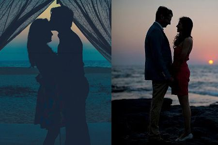 Pre-Wedding Photography in Vogue