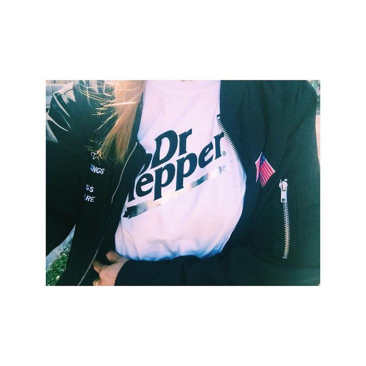 おニューTシャツ������ #drpepper#ドクターペッパー #Tシャツ#ベトジャン#ootd  #カジュアル#allureville http://www.butimag.com/ベトジャン/post/1467152755017547077_3540092/?code=BRcX6hKDn1F