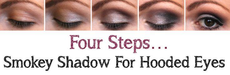 Smokey Eye Makeup Trick for Hooded Eyelids