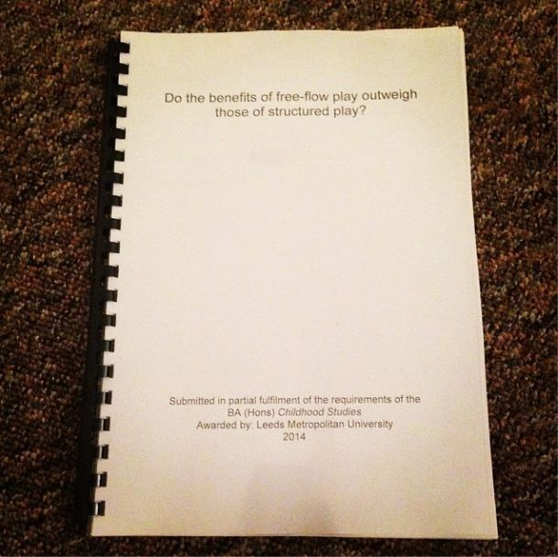 Dissertation comparative