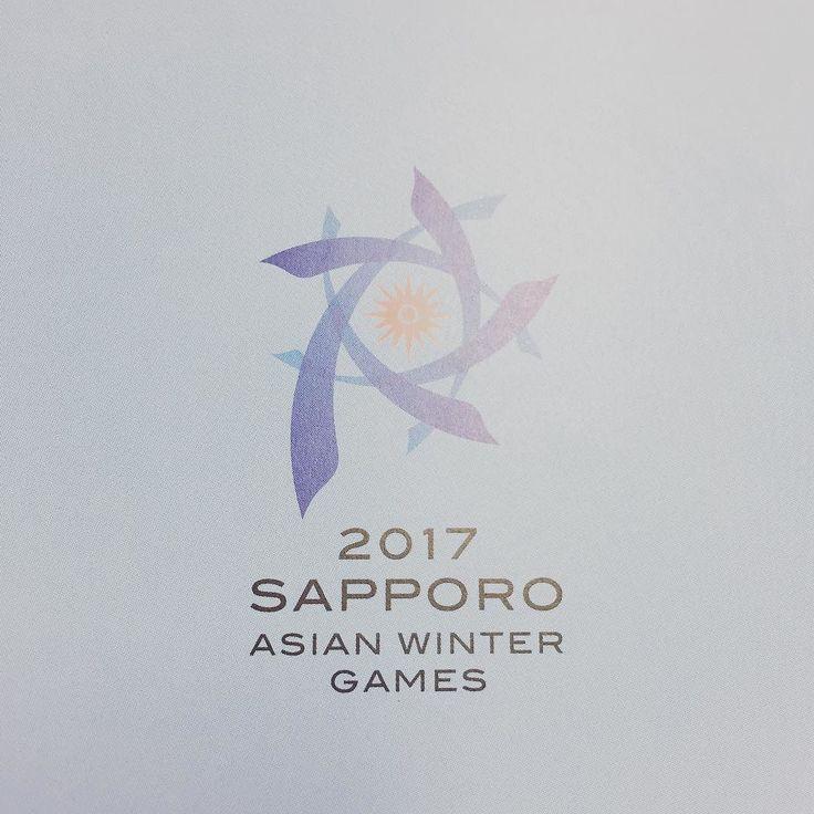 Very excited to be emceeing at the 2017 Sapporo Asian Winter Games Mark your calendars2/19-2/26 . 2017冬季アジア札幌大会でMCする事となりました開催は2/19-2/26です予定に入れてね . #2017冬季アジア札幌大会 #アルペン #スノーボード #クロカン #ジャンプ #フリースタイル #スピードスケート #ショートトラック #フィギュアスケート #バイアスロン #アイスホッケー #カーリング #alpineski #skijump #crosscountryski #freestyleski #snowboard #speedskate #biathlon #figureskate #icehockey #curling #札幌 #帯広 #sapporo #obihiro #asianwintergames