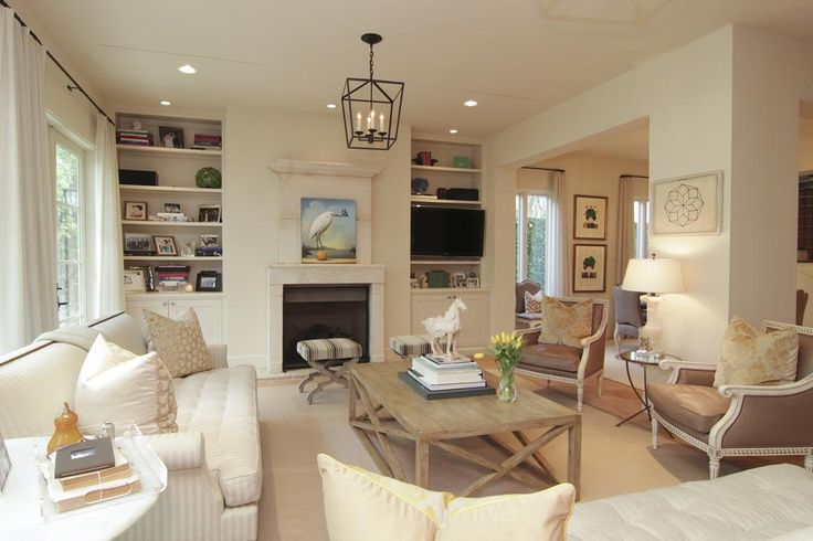 Living Rooms Layouts: Always In A Southern State Of Mind: House In The 'hood