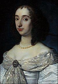 MARIA HENRIËTTA STUART I (geb. Londen 4/14-11-1631 – gest. Londen 24-12-1660/3-1-1661), door haar huwelijk prinses van Oranje. Dochter van Karel I koning van Engeland en Schotland (1600-1649) en Henriette Maria de Bourbon (1609-1669). Maria Stuart trouwde op 12-5-1641 met Willem II, prins van Oranje (1626-1650), de latere stadhouder van Holland. Uit dit huwelijk werd 1 zoon geboren.