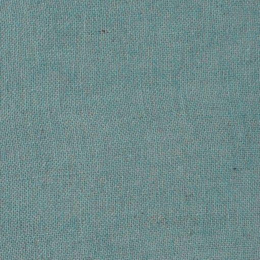 Coarse hessian dusty blue - Stoff & Stil