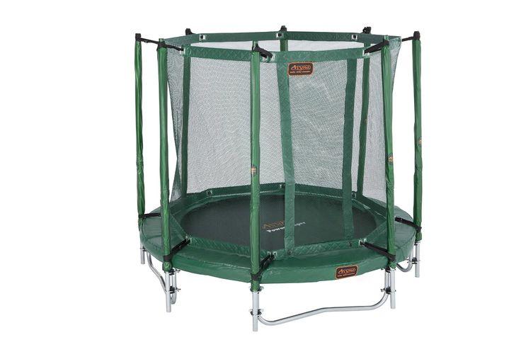 Trampolino Avyna 200 cm- Completo di rete dI sicurezza   € 280,00 Il trampolino sta diventando sempre più popolare e per una buona ragione. Soprattutto per i bambini, il fattore divertimento è estremamente alta - Avyna è made Olanda. La cura dei particolari e l' alta qualità dei materiali la rendono la migliore scelta. www.youtube.com/watch?v=N41uXVd2PC4 Solo su:https://www.matacenagiochi.com/