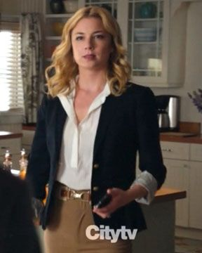 "Emily Thorne, ""Scandal"" - You Know You Love Fashion"