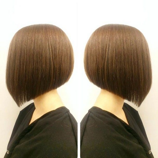 Angled Bob Haircut Pictures To Pin On Pinterest Tattooskid