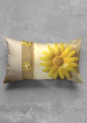 yellow flower And brown: What a beautiful product!