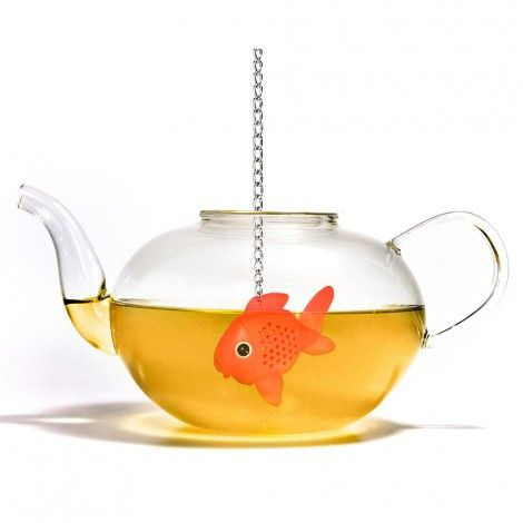 Best 112 tea infusers bags images on pinterest other for Fish tea bags
