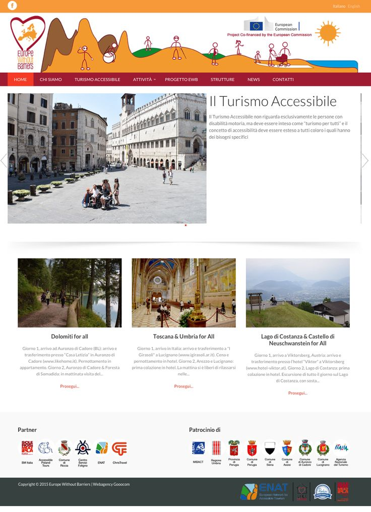 Web Site Europe Without Barriers