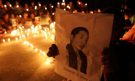 """""""China accuses Dalai Lama of Nazi policies  China Tibet Online commentary claims exiled Buddhist leader supports self-immolations and racial segregation..."""""""