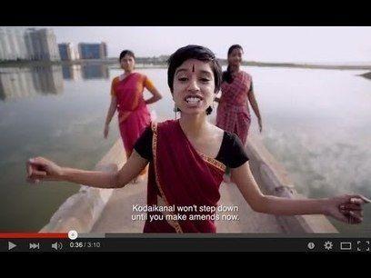 Kodaikanal Won't - Unilever & the mercury poisoning