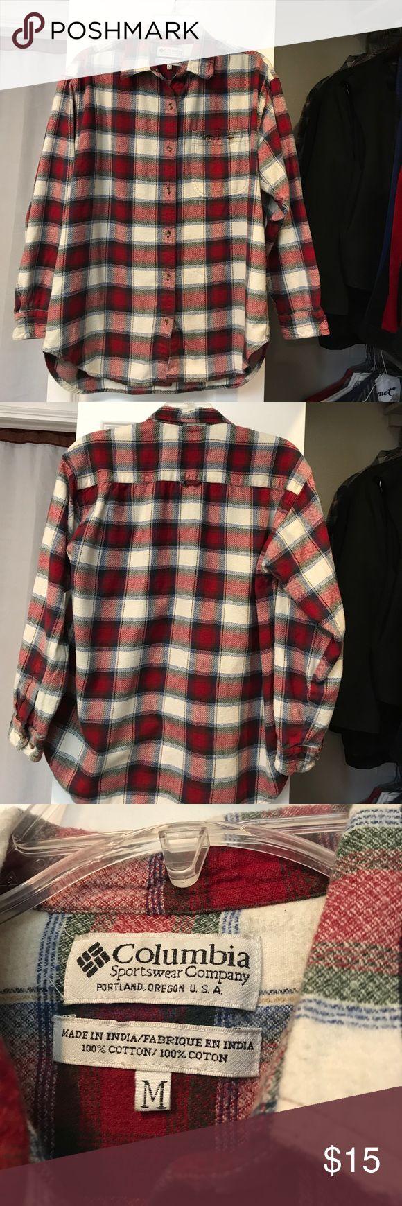 Selling this Columbia Sportswear Company 100% cotton. on Poshmark! My username is: katandrach. #shopmycloset #poshmark #fashion #shopping #style #forsale #Columbia #Tops