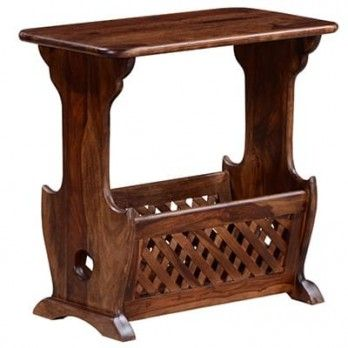 Buy #Glen #Magazine #Rack (Teak Finish) online with latest designs from Wooden Street and organise your magazines in styles with these #magazine #racks. At Wooden Street you will find an innovative collection of magazine racks with great discounts. Shop Now @ https://www.woodenstreet.com/magazine-rack Available in #New Delhi #Noida #Pimpri Chinchwad #Pune #Secunderabad #Surat #Thane