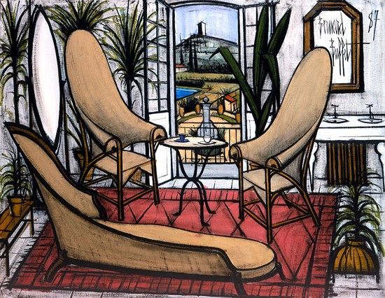 257 Best Images About Bernard Buffet On Pinterest