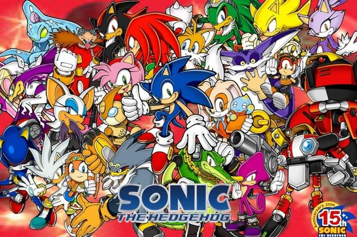 Sonic Team Graphics Code | Sonic Team Comments & Pictures
