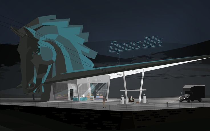 We hat with Cardboard Computer's Jake Elliott about the unconventional approach taken with Kentucky Route Zero and its quirky, magical realist world.