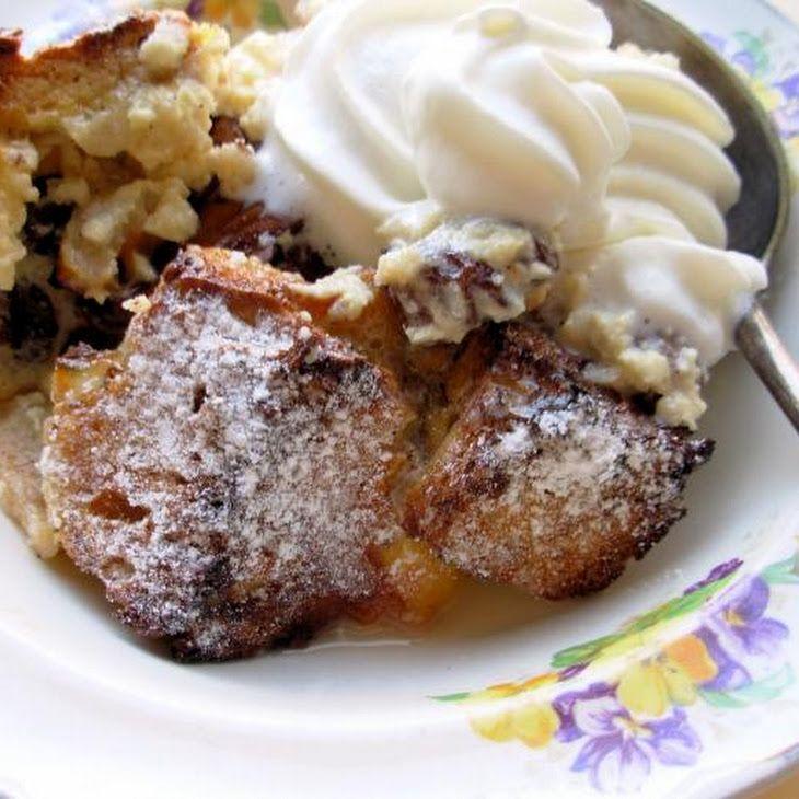 Classic Challah Bread Pudding Recipe — Dishmaps