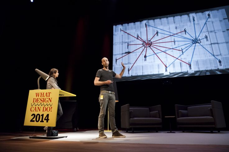 What Design Can Do (#WDCD) conference. Photos day 2   9.05.2014