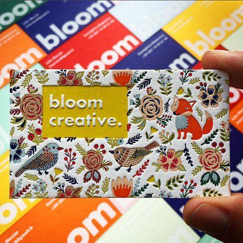 bloom-creative-letterpress-business-card-printing