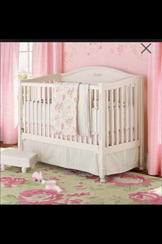 Ainsley S Crib Madeline Set From Pb Ainsley Grace