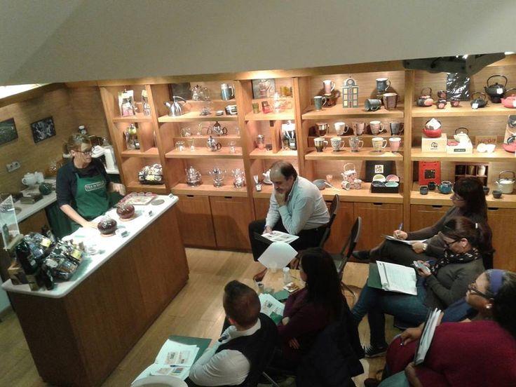 #Tea Academy #TeaShop